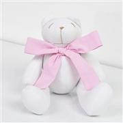Quarto para Bebê Mamãe Ursa Rosa
