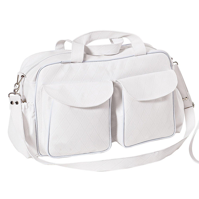 Bolsa Requinte Branco M