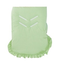Capa de Bebê Conforto Verde