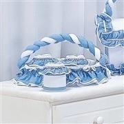 Kit Acessórios Náutico Azul