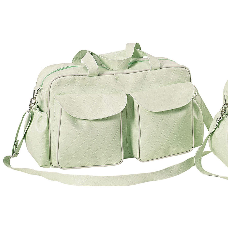 Bolsa Requinte Verde M