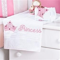 Jogo de Toalhas Princess