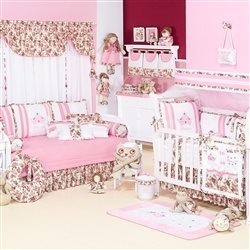Quarto para Bebê sem Cama Babá Princess