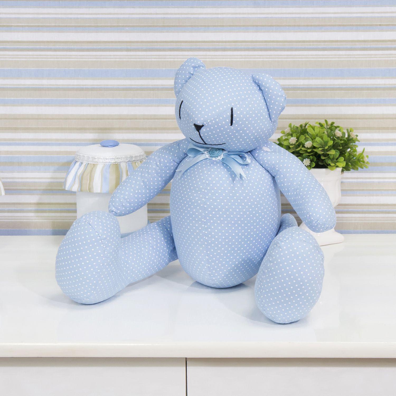 Urso M Aventura Azul