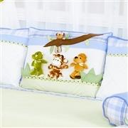 Quarto para Bebê Macaco no Tronco