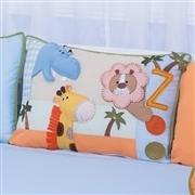 Kit Cama Babá Zoo Baby