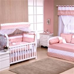 Quarto para Bebê sem Cama Babá Madri