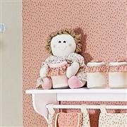 Boneca Porta Cotonete Florence Rosê