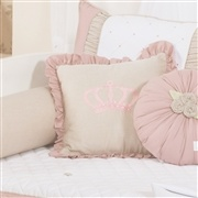 Almofada Decorativa Lara Rosê