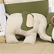 Almofada Elefante Amiguinhos da Selva