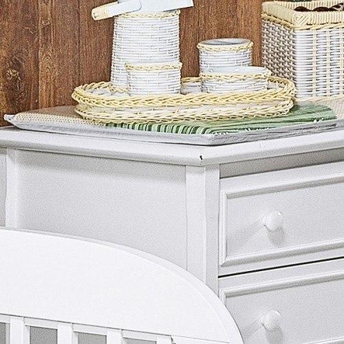 Trocador Plastificado Natureza Bebê