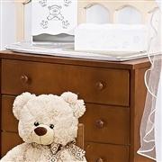 Trocador Plastificado Urso Amigão