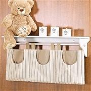 Porta Fraldas Varão Urso Amigão