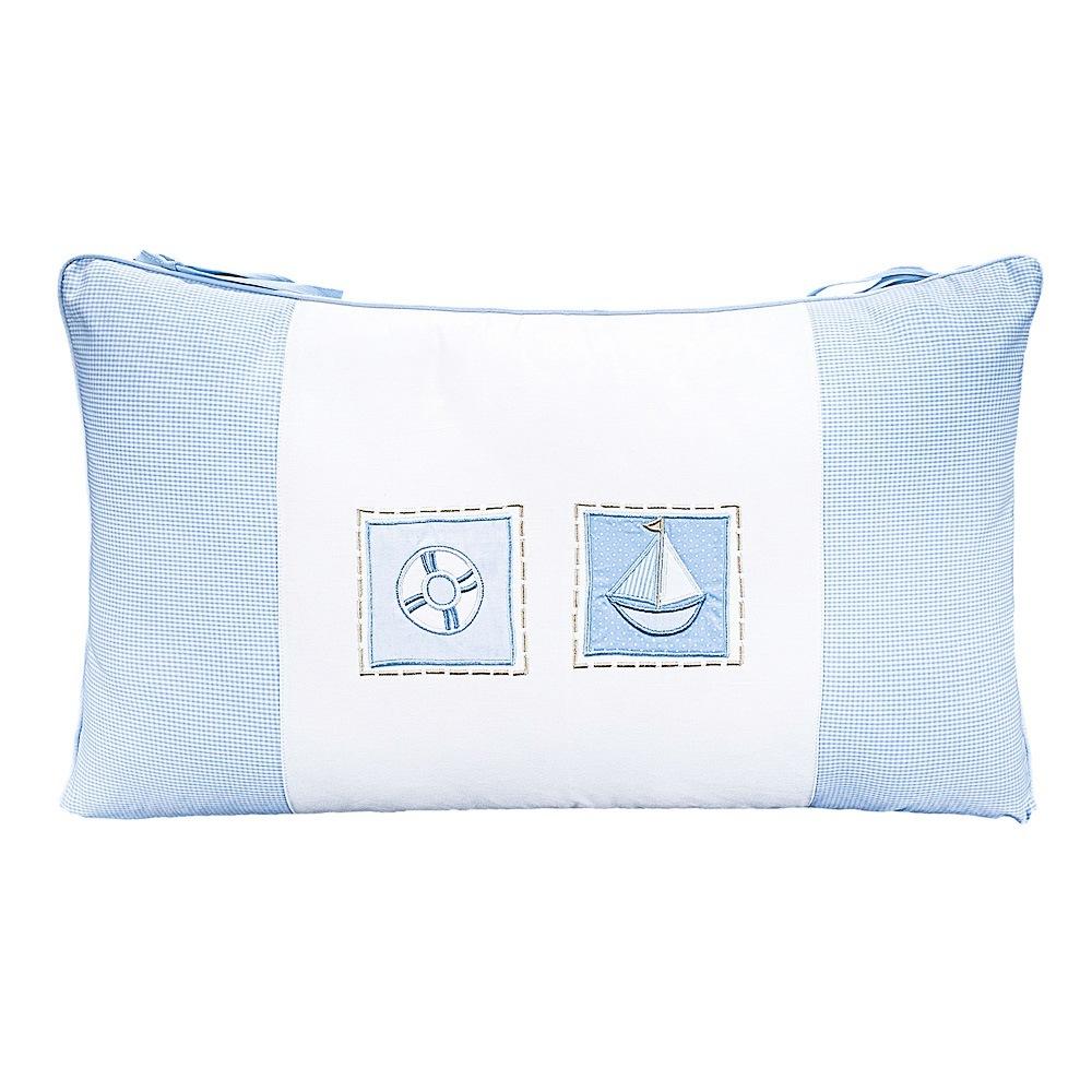 Kit Berço Marinheiro Azul