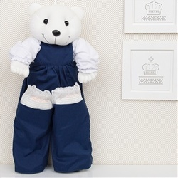 Porta Fraldas Urso Marinho Baby