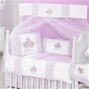 Quarto para Bebê Princesinha Rosa