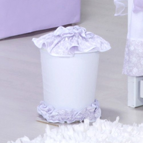 Lixeira Provence Lilás