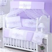 Quarto para Bebê Provence Lilás