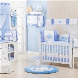Quarto para Bebê sem Cama Babá Príncipe
