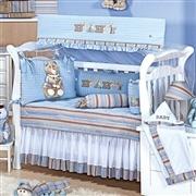 Kit Berço Baby Azul