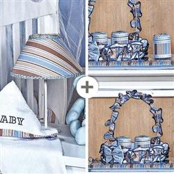 Kit Acessórios Baby Azul