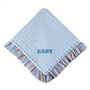Quarto para Bebê Baby Azul