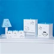 Kit Higiene Transporte Azul