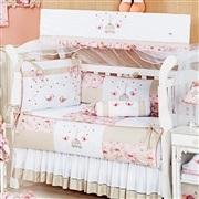 Quarto para Bebê Primavera Rosa