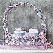 Kit Acessórios Princesa Rosa