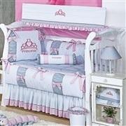 Quarto para Bebê Princesa Rosa