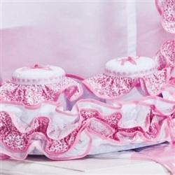 Jogo de Potes Cupcake