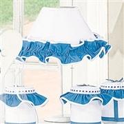 Abajur Safari Azul