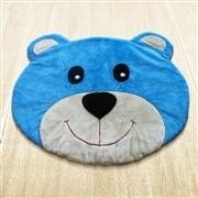 Tapete Urso Azul