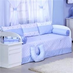 Kit Cama Babá Lipe Azul