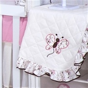 Manta Butterfly Rosê