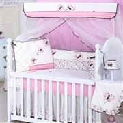 Quarto para Bebê Butterfly Rosê