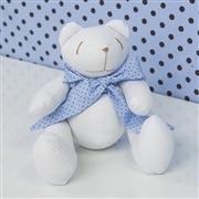 Quarto para Bebê sem Cama Babá Gorduxo Azul