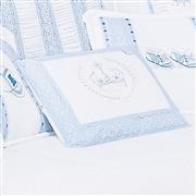 Kit Cama Babá Imperial Azul
