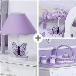 Kit Acessórios Butterfly