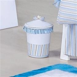 Lixeira Diversão Azul