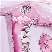 Kit Acessórios Bailarina Rosa