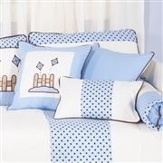 Almofadas Decorativas Cerquinha Azul