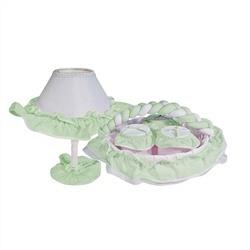 Kit Acessórios Sensação Branco e Verde