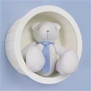Nichos com Ursos Teddy Azul