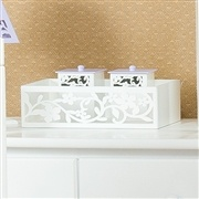 Kit Higiene Flor Lilás