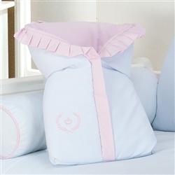 Saco de Bebê Princesa Rosa