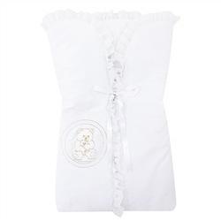Porta Bebê Meu Ursinho Branco