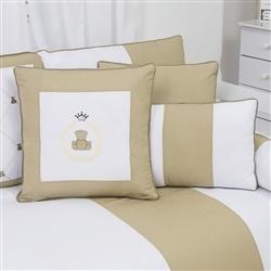 Almofadas Decorativas Teddy Cáqui