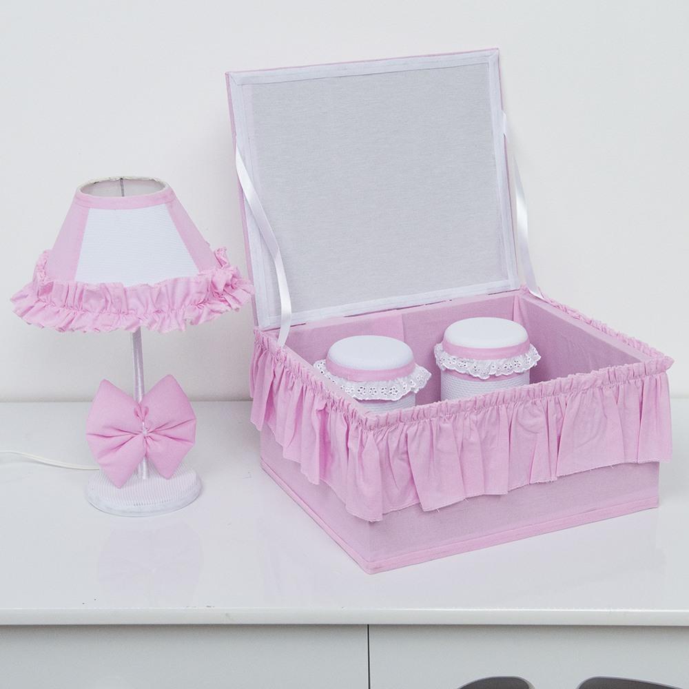 Kit Acessórios Completo Baby