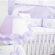 Quarto para Bebê sem Cama Babá Realeza